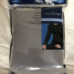 Other - West Loop Men's Two-Piece Thermal Set